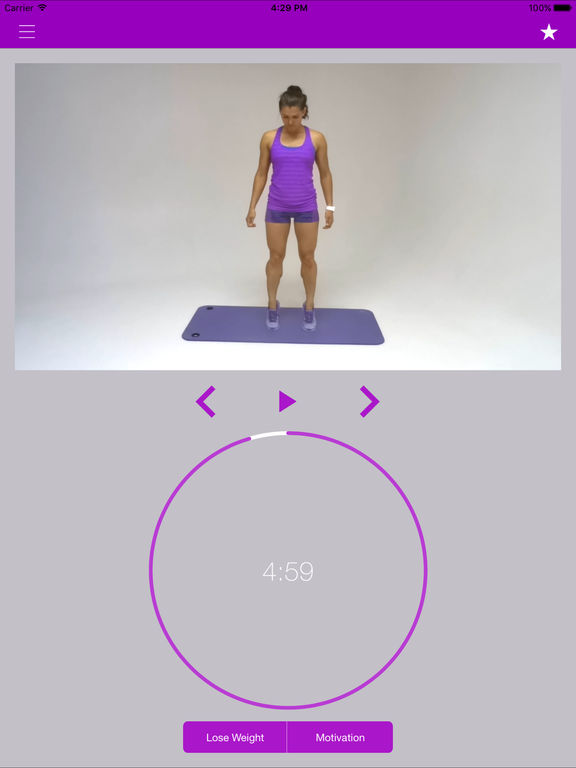 Running and Jogging Warm-Up Exercises & Workouts Screenshots