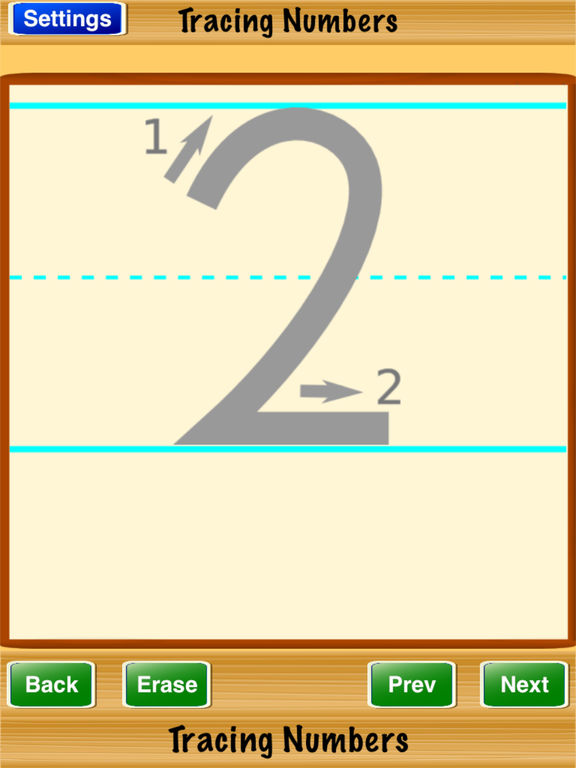 Tracing Numbers on the App Store