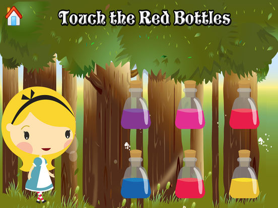Fairytale Preschool! iPad Screenshot 2