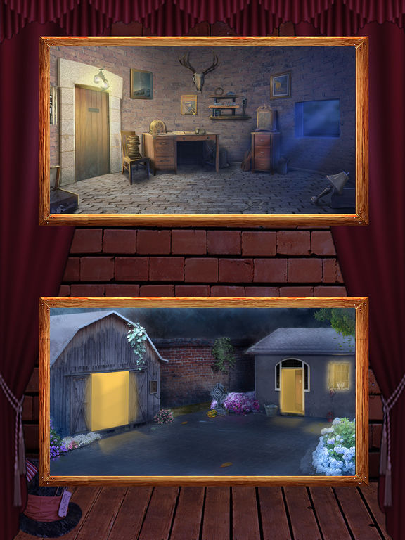 No One Escape 4 - Adventure Mystery Rooms Game для iPad