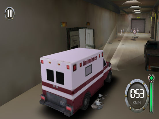 Zombie Escape-The Driving Dead Screenshots