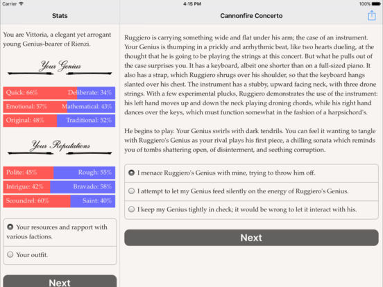 Cannonfire Concerto для iPad