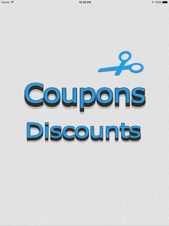 Coupons for DollarDays Shopping App-ipad-0