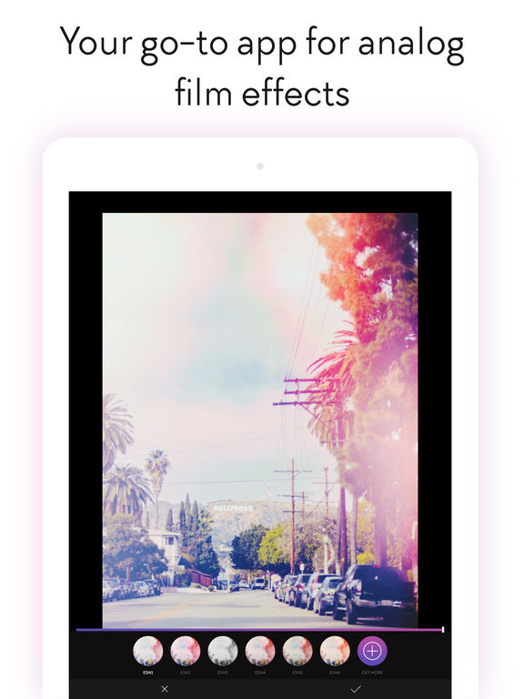 Filterloop Pro - Analog Film Filters and Effects Screenshots