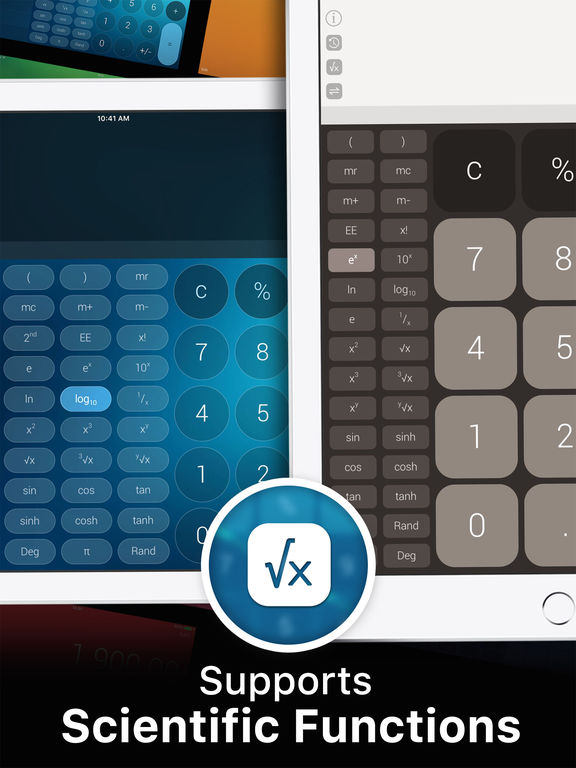 The Calculator Screenshots