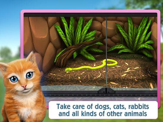 PetWorld 3D: My Animal Rescue Screenshots