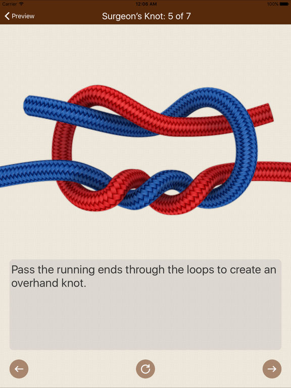 How to Tie Knots 3D Screenshots