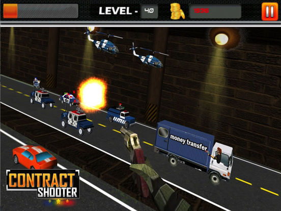 Contract Shooter - Contract Shooting Killer Games Screenshots