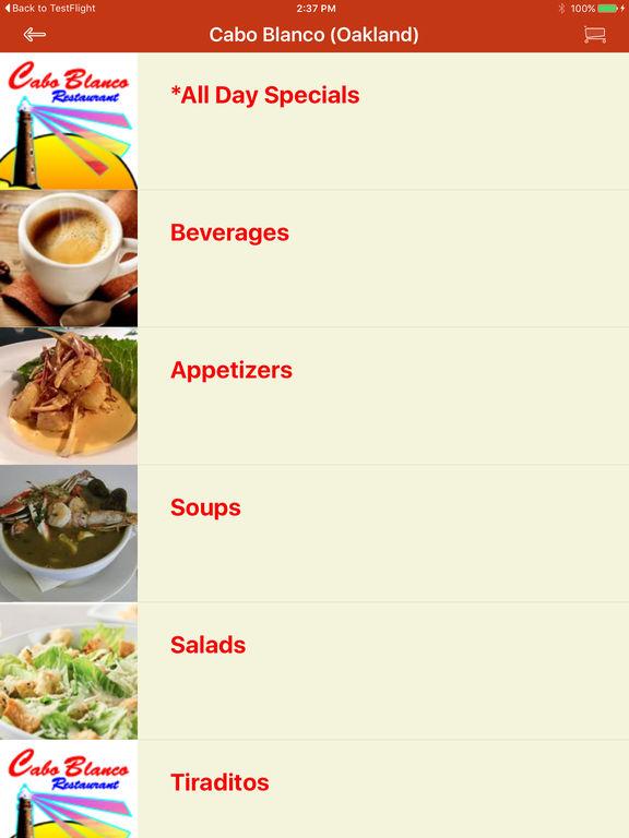 App Shopper Cabo Blanco Restaurant Food Amp Drink