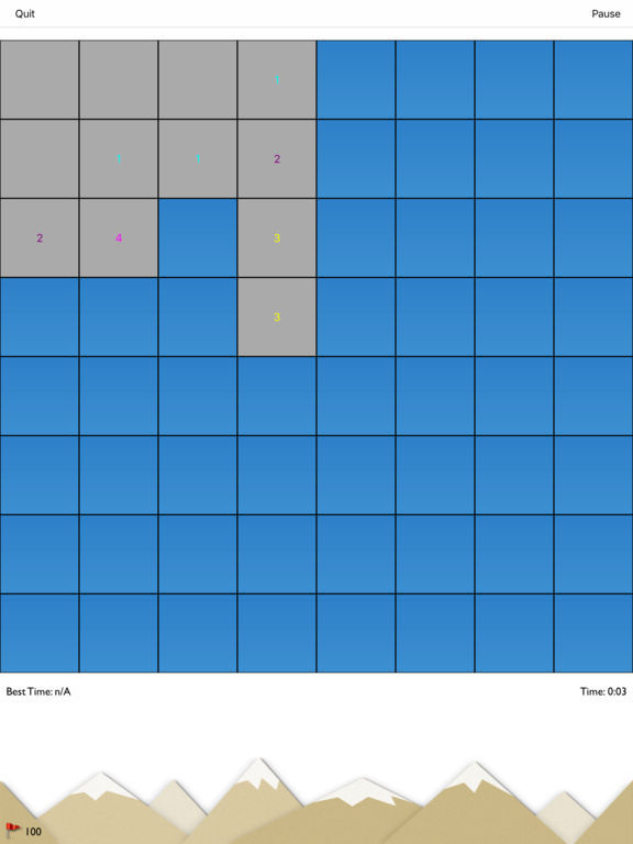 MineSweeper World! Screenshots