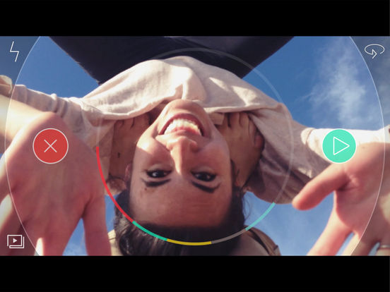 Spark Camera – capture, edit and share beautiful videos Screenshots
