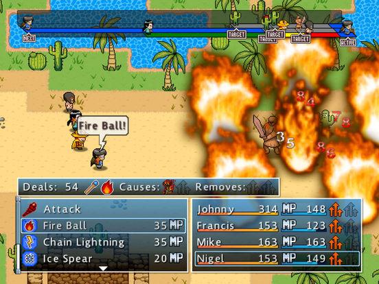 Doom & Destiny Advanced Screenshots
