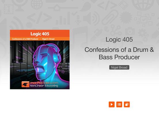 Drum & Bass Producer iPad Screenshot 1