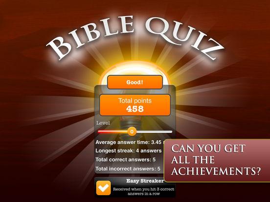 Bible Quiz Game Ⓑscreeshot 5