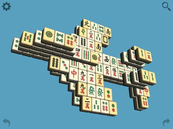 Mahjong3D - Shanghai Mahjong Deluxe Screenshots