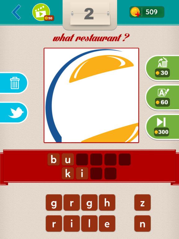 What Restaurant ?screeshot 1