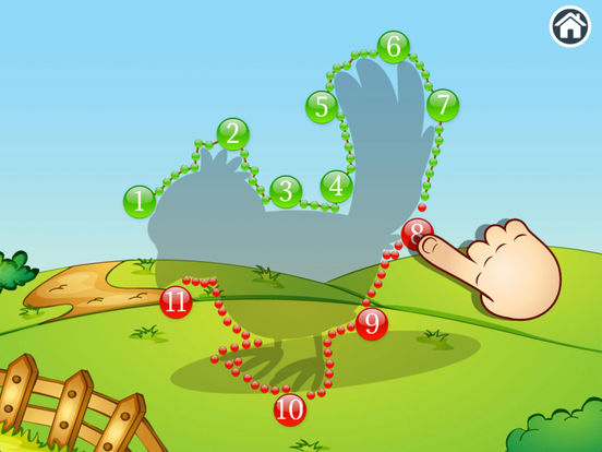 Animal Farm Points - Preschool Games Screenshots