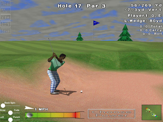 GL Golf Lite iPad Screenshot 4