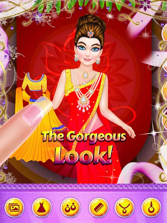Radha Makeover Salon screenshot 7