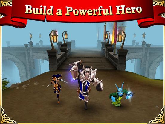 Arcane Legends Screenshot