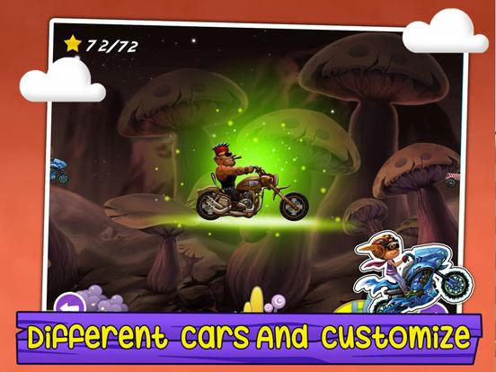 Moto Racing Super Star Games-ipad-2