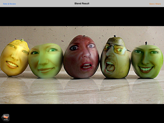Friend Blender HD – Swap Faces and Funny Effects Screenshots