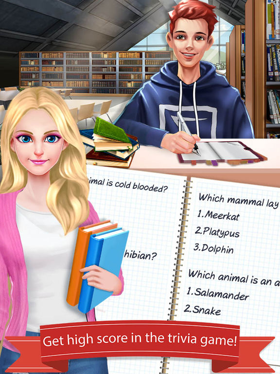 what are the different stages of dating in high school story