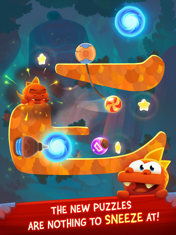 Screenshot #4 for Cut the Rope: Magic