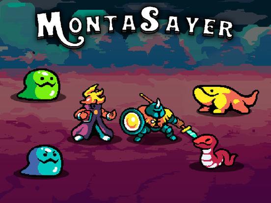 MontaSayer PRO Screenshots