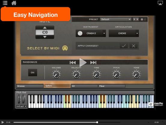 Complete NI Komplete iPad Screenshot 3