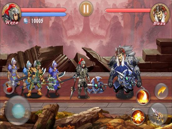 ARPG Hero Of Legend Pro screenshot 10
