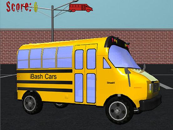 iBash Cars Lite iPad Screenshot 5
