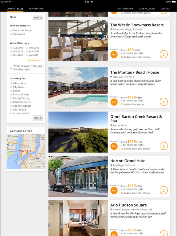 JustBook Hotel - Booking of hotels for tonight at cheap last minute rates screenshot