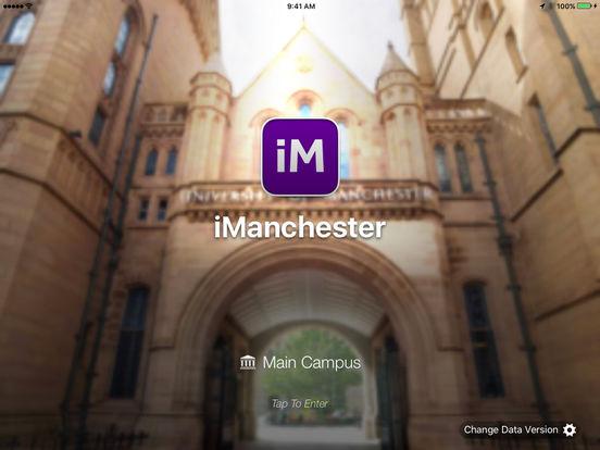 iManchester iPad Screenshot 1