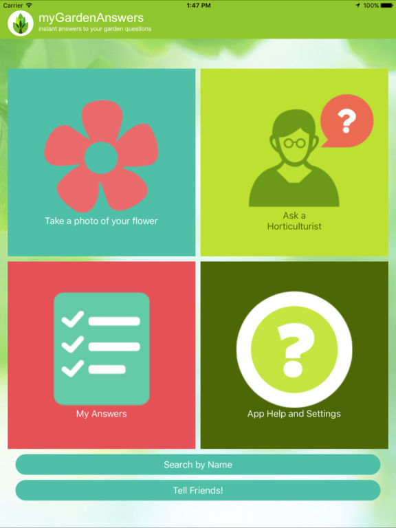 Garden Answers Plant Identification on the App Store