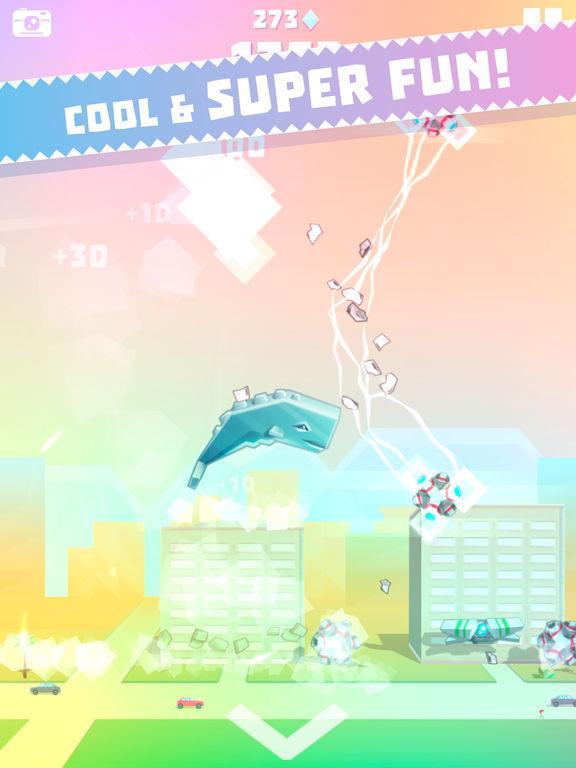 Ookujira - Giant Whale Rampage screenshot 10