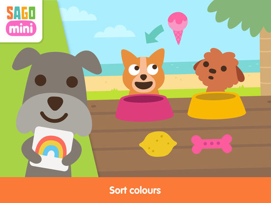 Sago Mini Puppy Preschool screenshot 8