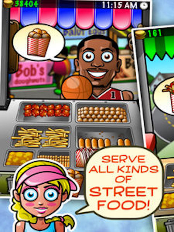 Street-food Tycoon Chef Fever: World Cook-ing Starscreeshot 2