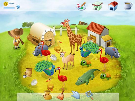 Ranchville iPad Screenshot 1