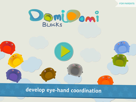Domi Domi Blocks – develop logic, kids sequence Screenshots