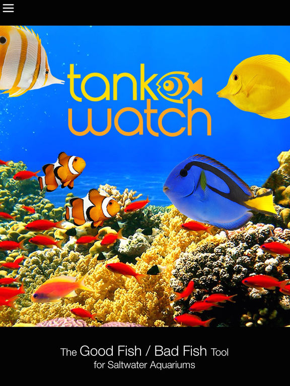 Tank watch good fish bad fish apprecs for Is fish bad for you
