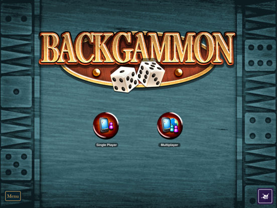 Backgammon Lite iPad Screenshot 2