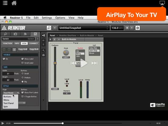 Exploring Kontakt iPad Screenshot 4