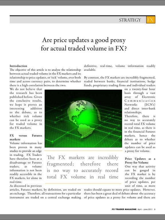 Fx trader magazine free