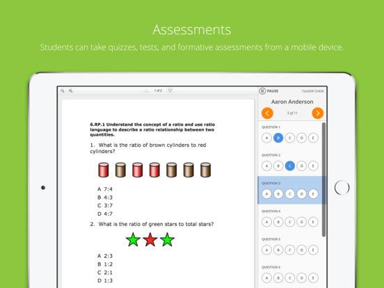 BubbleSheet iPad Screenshot 2