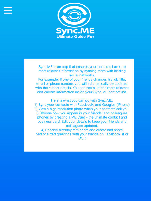 App Shopper: Ultimate Guide For Sync.ME - Caller ID & Spam ...