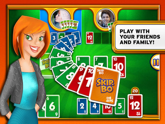 Skip-Bo™ - The Classic Family Card Game Screenshots