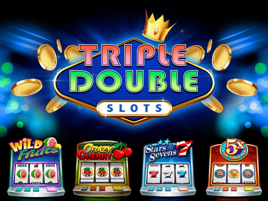 Triple Double Jackpot Slots - Free Slot Machine Games screenshot