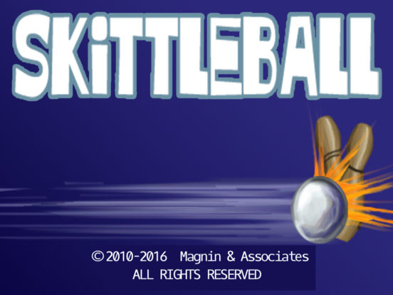 Skittleball iPad Screenshot 1