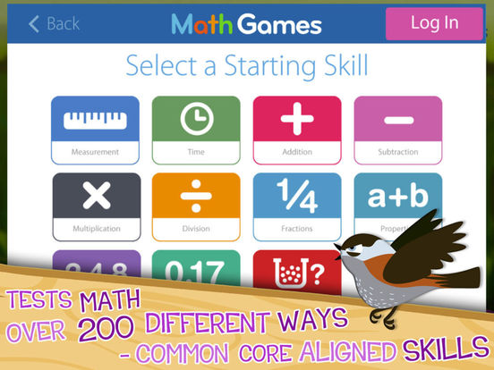 Math Buzz Screenshots